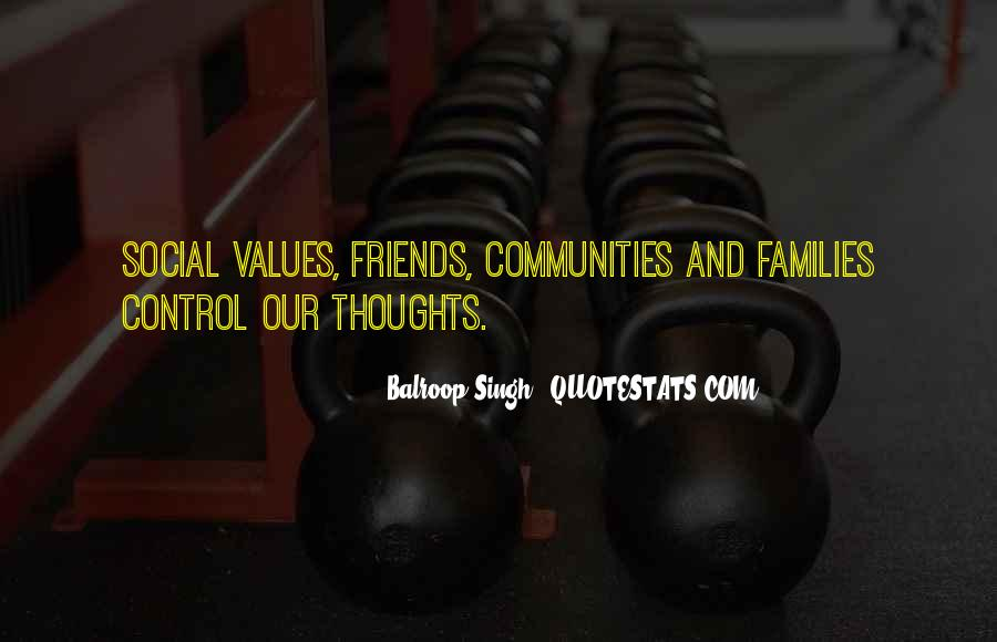 Quotes About Values And Family #965644
