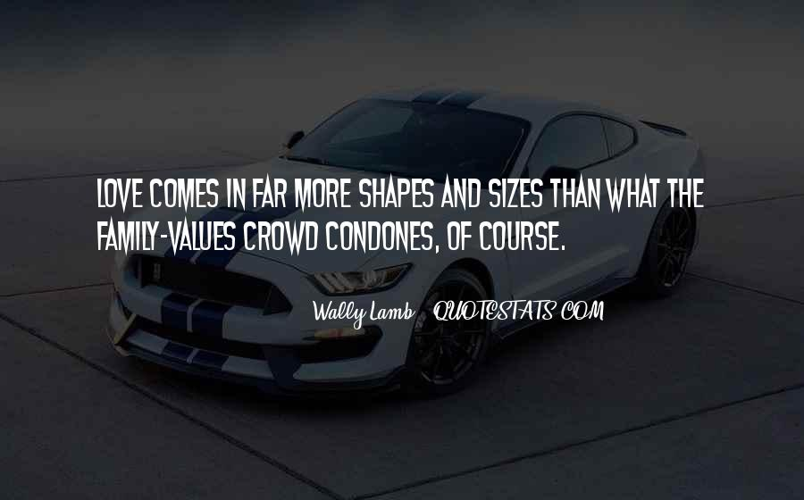 Quotes About Values And Family #998977