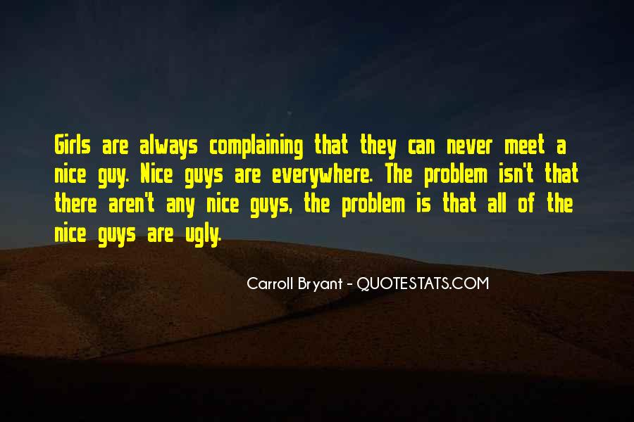 Top 25 Quotes About Ugly Guys: Famous Quotes & Sayings About ...
