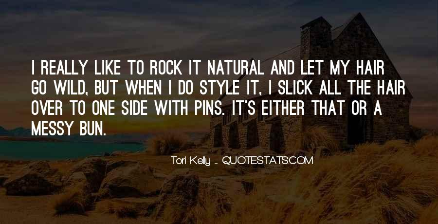 Quotes About Hair Pins #726060