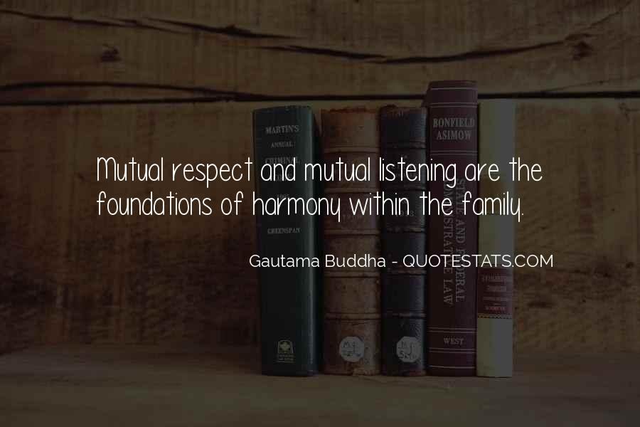Quotes About Foundation Of Family #163896