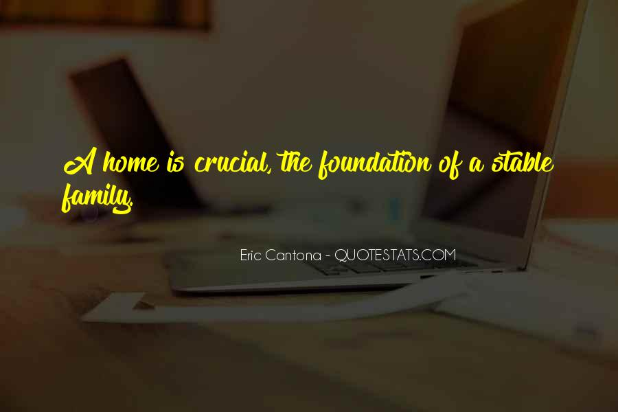 Quotes About Foundation Of Family #252627