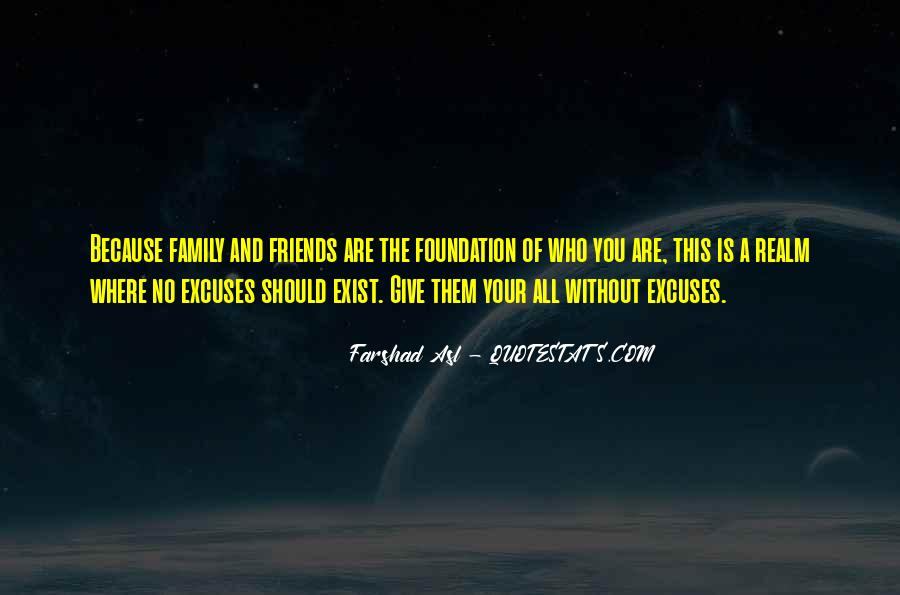 Quotes About Foundation Of Family #350109