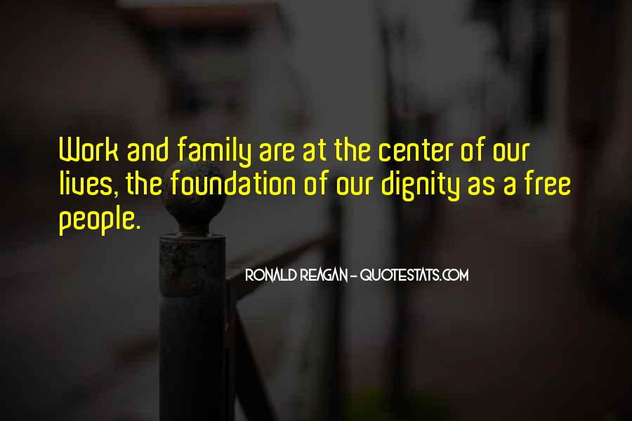 Quotes About Foundation Of Family #404685