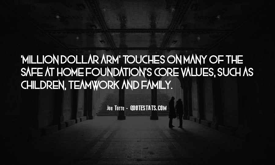 Quotes About Foundation Of Family #512488