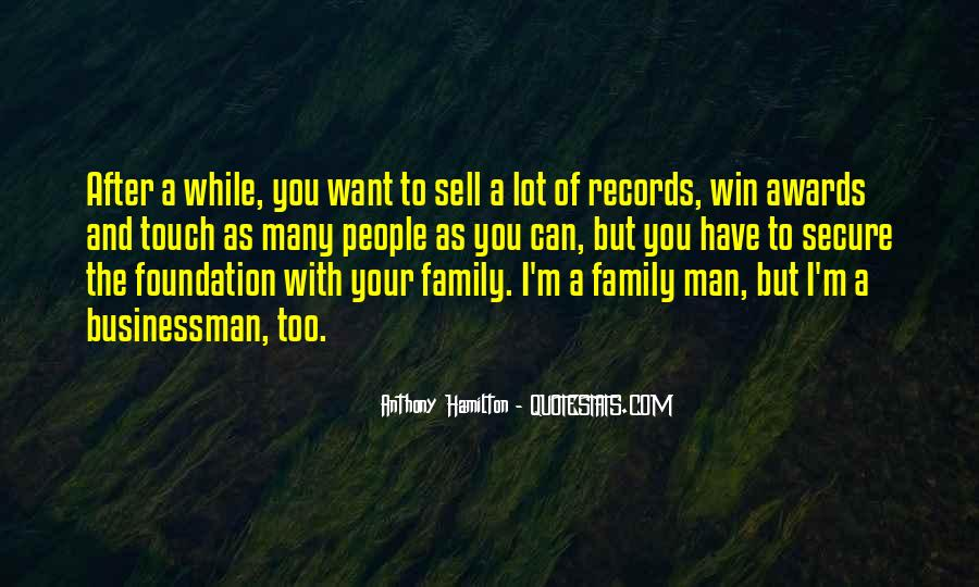 Quotes About Foundation Of Family #919469