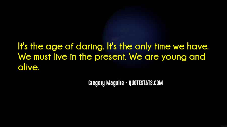 Quotes About We Are Young #123892
