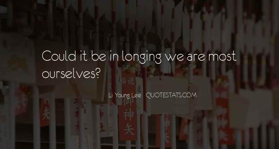 Quotes About We Are Young #219757