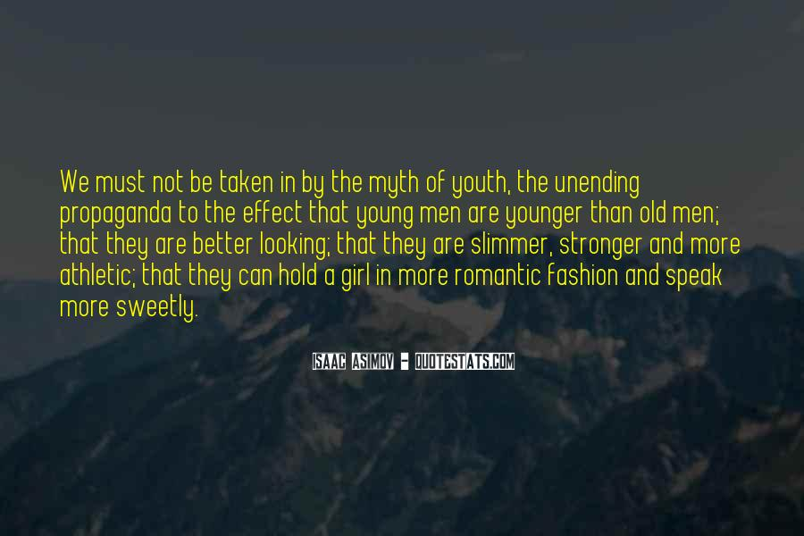 Quotes About We Are Young #265986