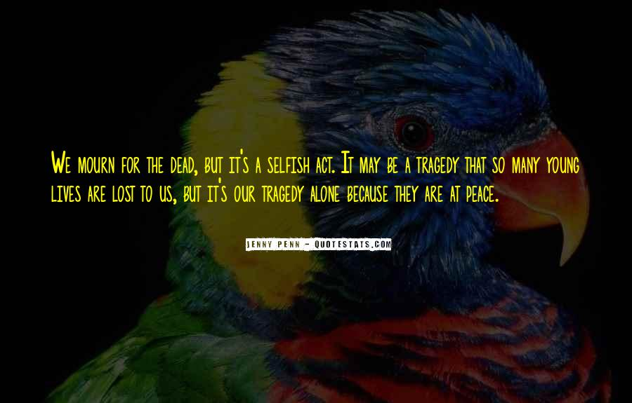 Quotes About We Are Young #26658