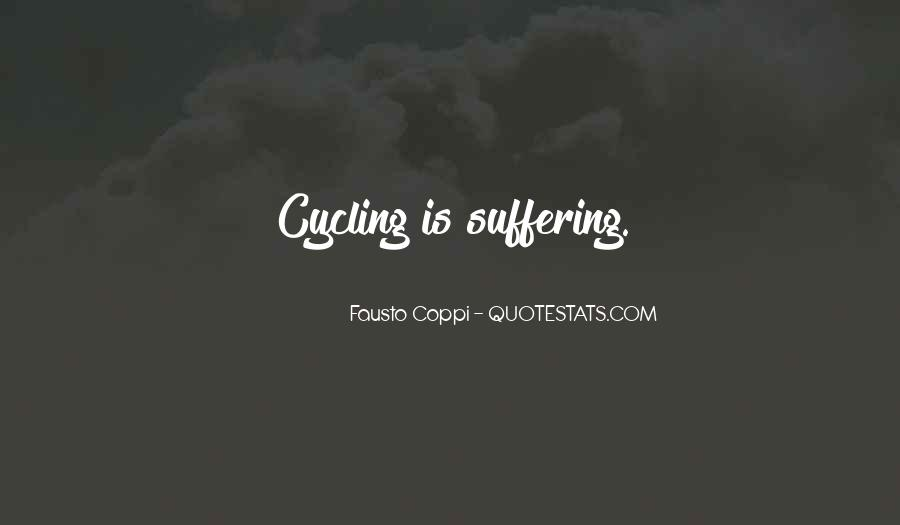 Quotes About Cycling #167722