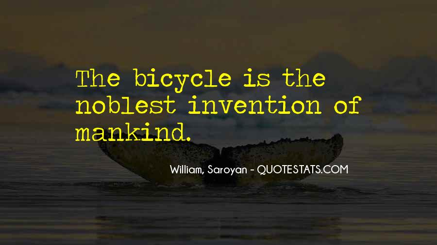 Quotes About Cycling #18291