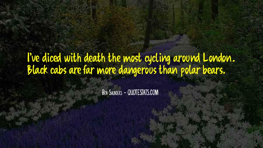 Quotes About Cycling #287667