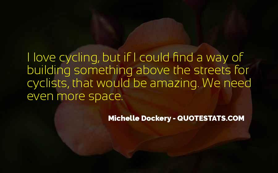Quotes About Cycling #291799