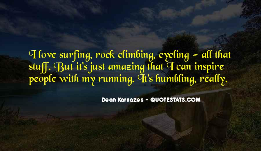 Quotes About Cycling #375503