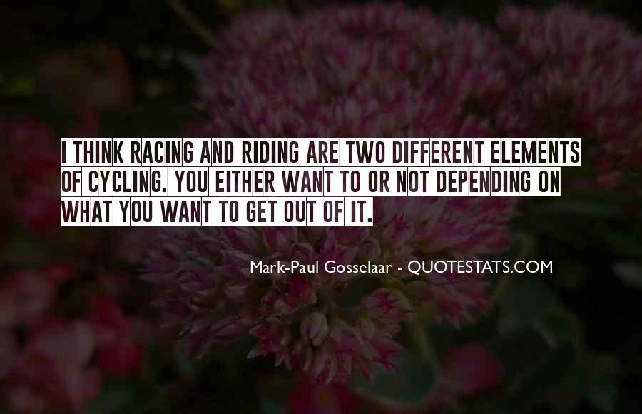 Quotes About Cycling #399904