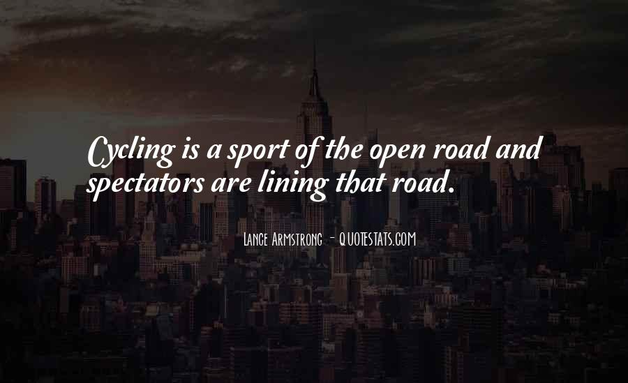 Quotes About Cycling #409582