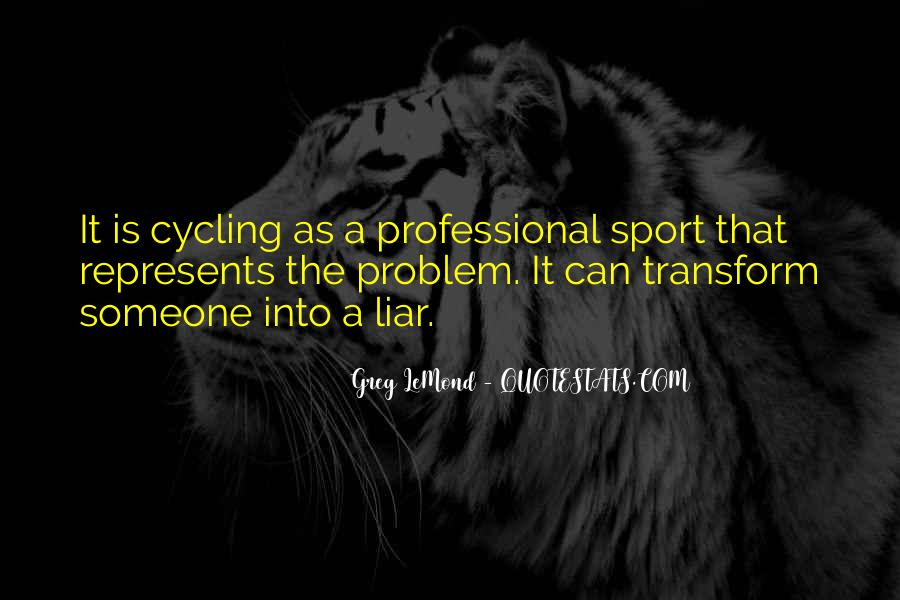 Quotes About Cycling #415477