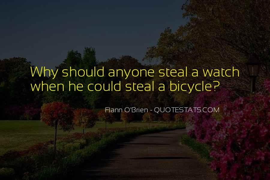 Quotes About Cycling #45377