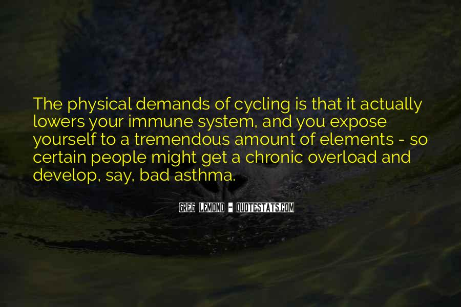 Quotes About Cycling #486877