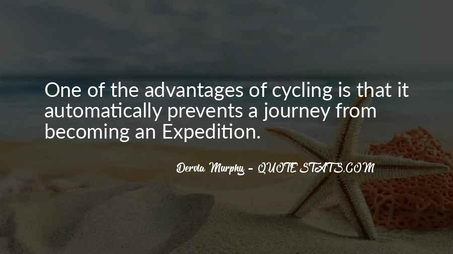 Quotes About Cycling #648706