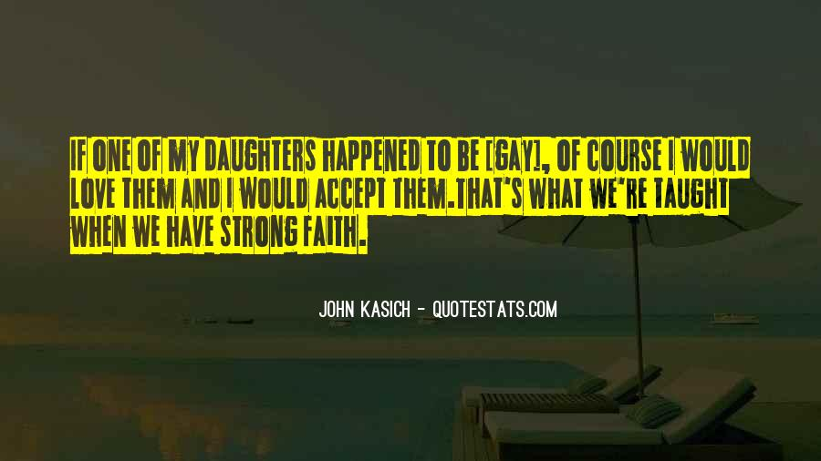 Quotes About Having A Strong Daughter #90253