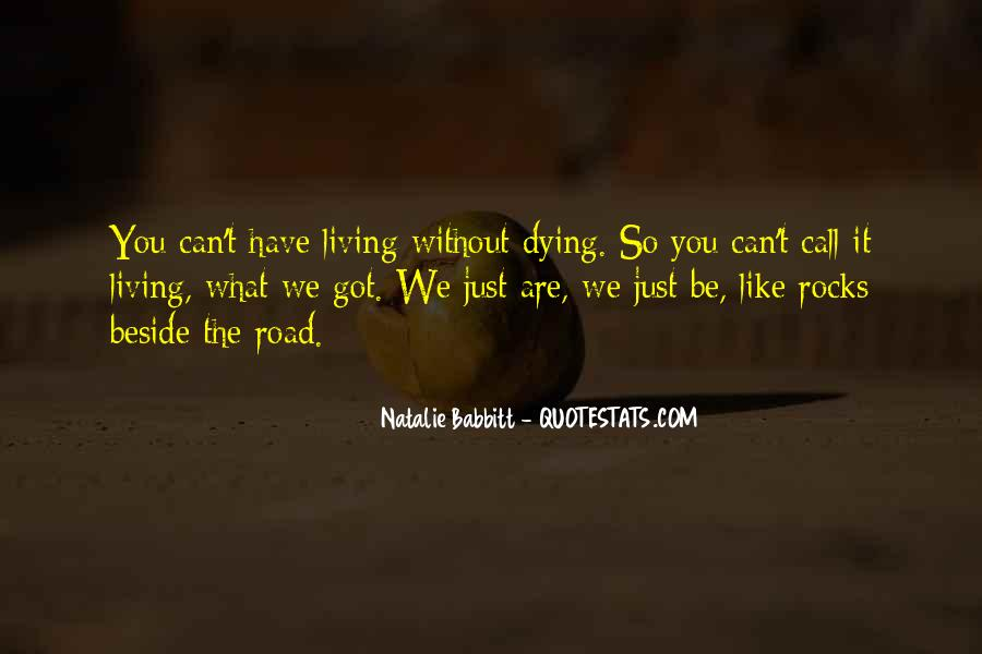 Quotes About Life Is Like A Road #957054
