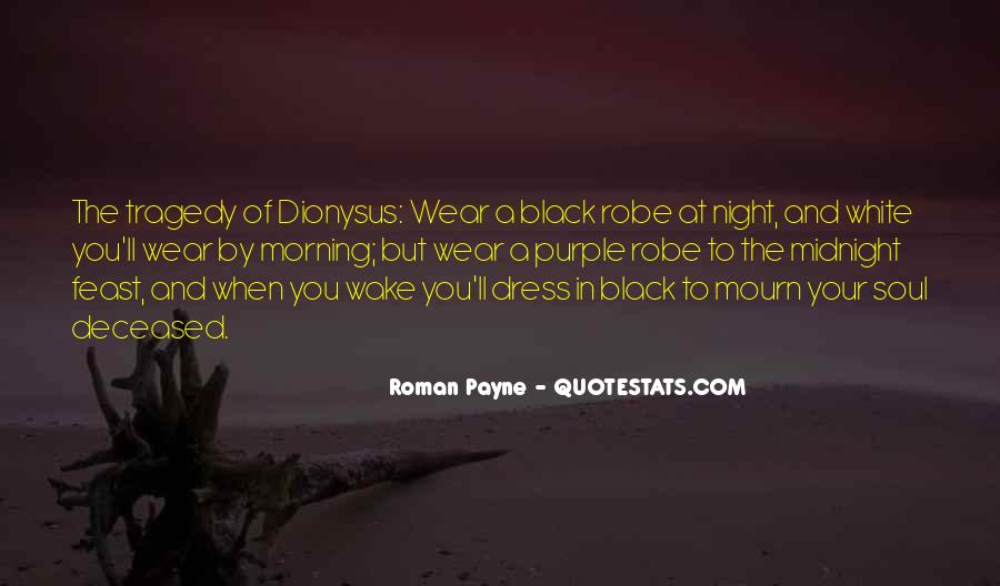 Quotes About The Black Dress #1086332