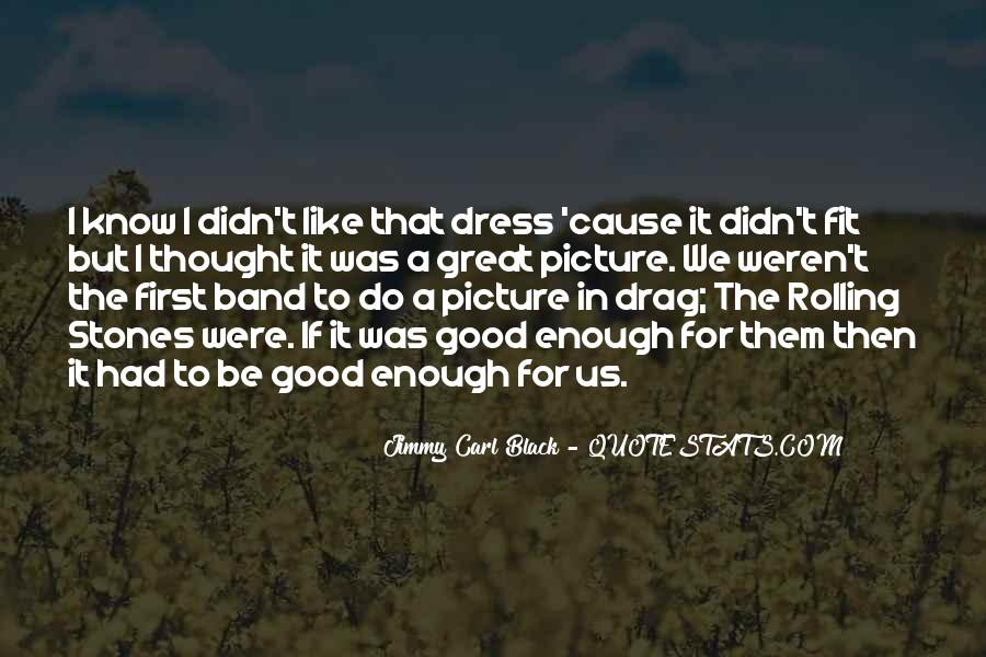 Quotes About The Black Dress #1537829