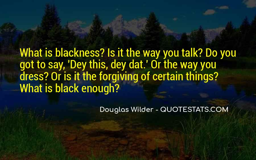 Quotes About The Black Dress #1589080