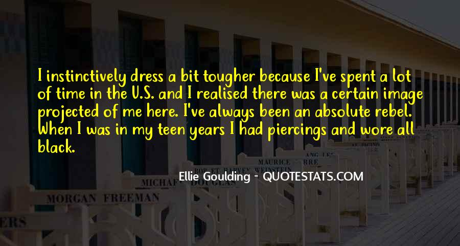 Quotes About The Black Dress #1760012