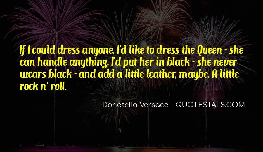 Quotes About The Black Dress #215392