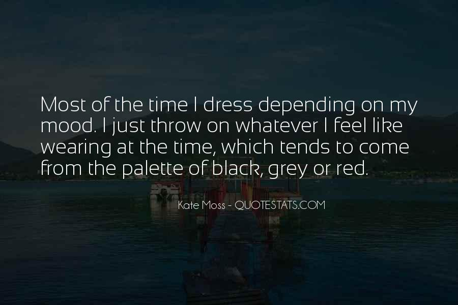 Quotes About The Black Dress #505931
