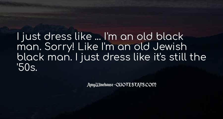 Quotes About The Black Dress #546479