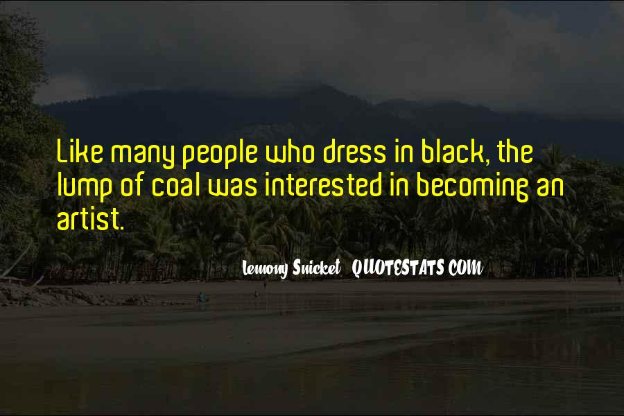 Quotes About The Black Dress #918810