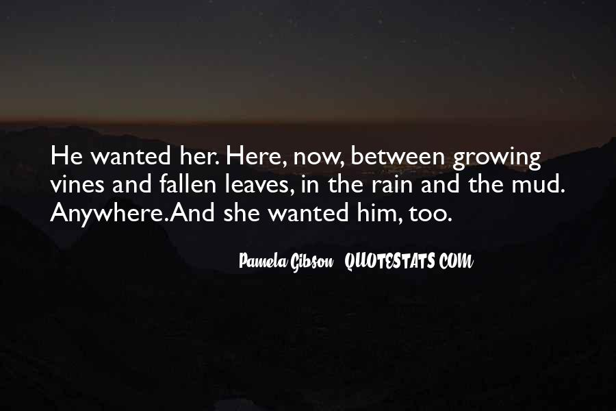 Quotes About Fallen Leaves #1295871