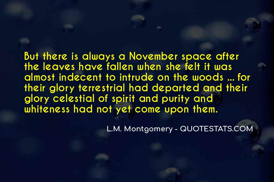 Quotes About Fallen Leaves #1524570