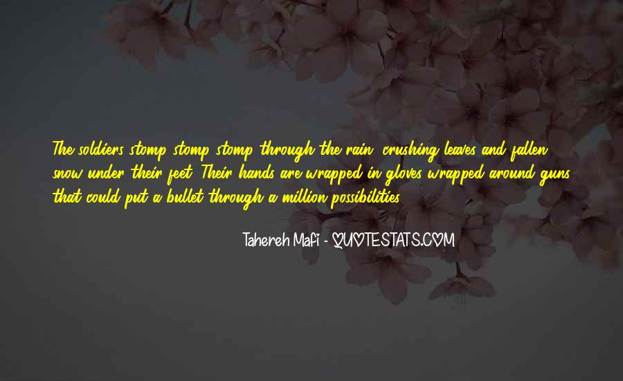 Quotes About Fallen Leaves #1727808