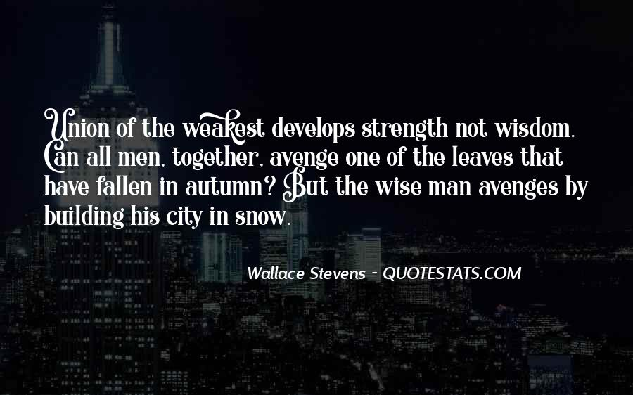 Quotes About Fallen Leaves #910841