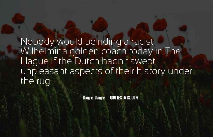 Quotes About The Hague #1243035