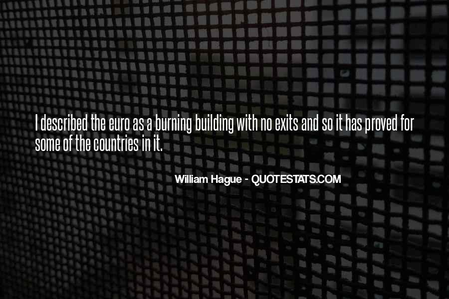 Quotes About The Hague #1531639