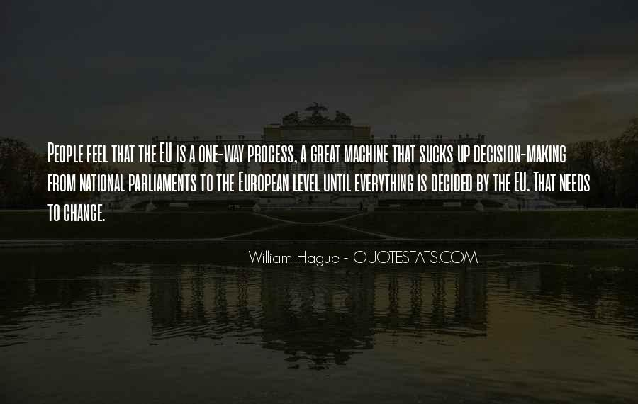 Quotes About The Hague #1814043