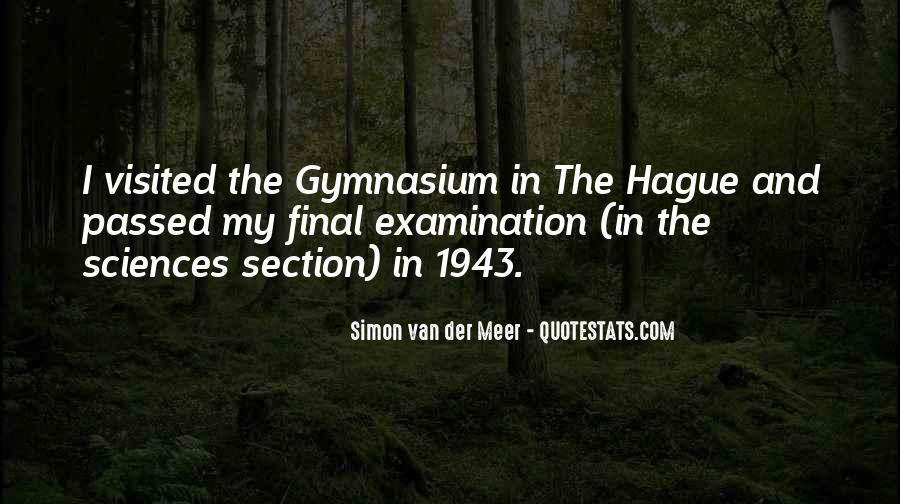 Quotes About The Hague #1878333