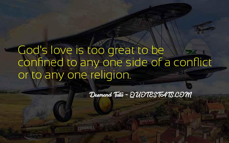 Quotes About God Is Great #10152