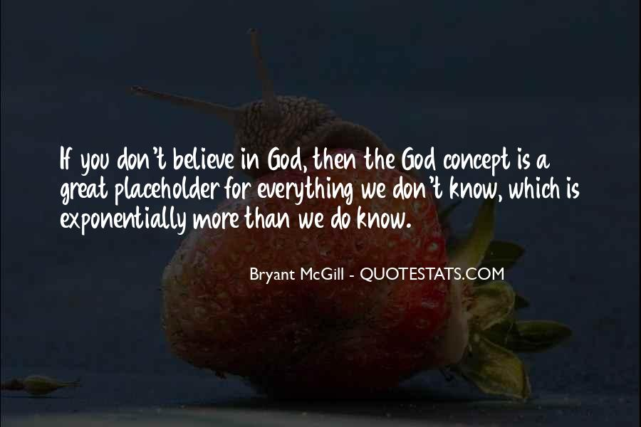Quotes About God Is Great #110447
