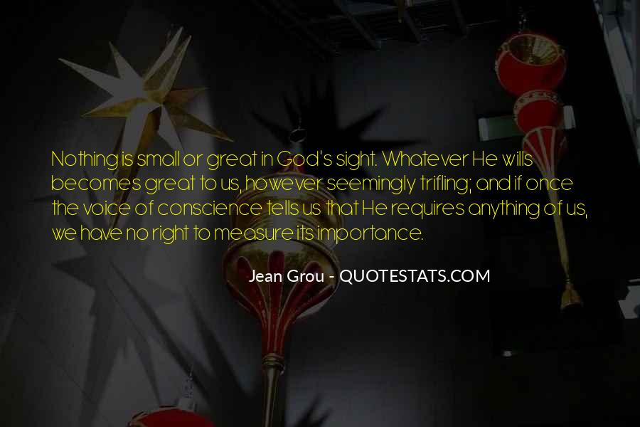 Quotes About God Is Great #137124