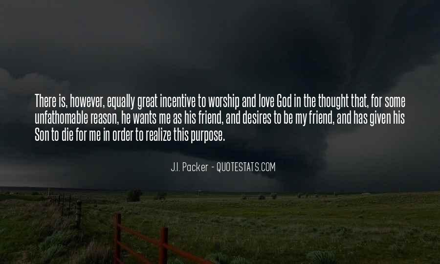 Quotes About God Is Great #156387