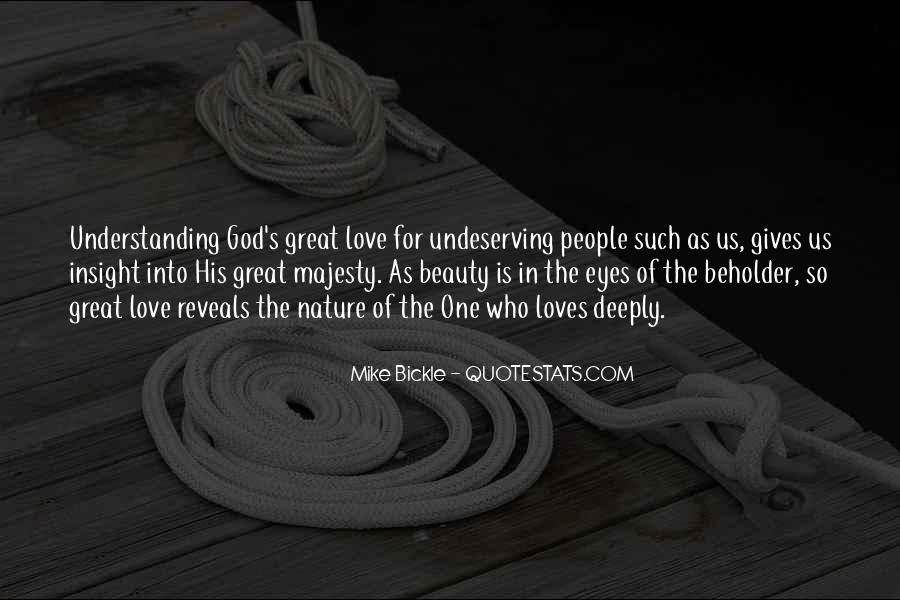 Quotes About God Is Great #55811