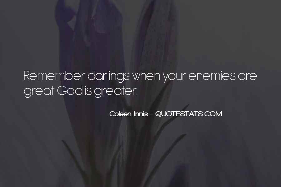 Quotes About God Is Great #64029