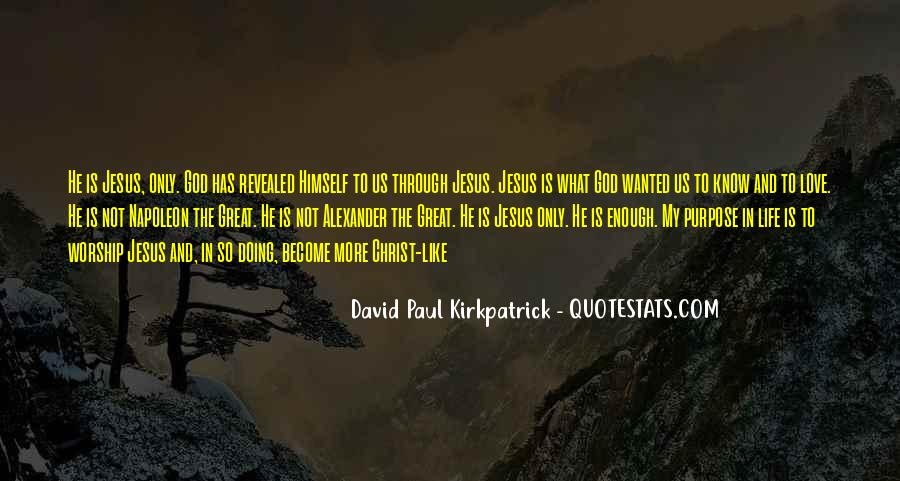 Quotes About God Is Great #8992